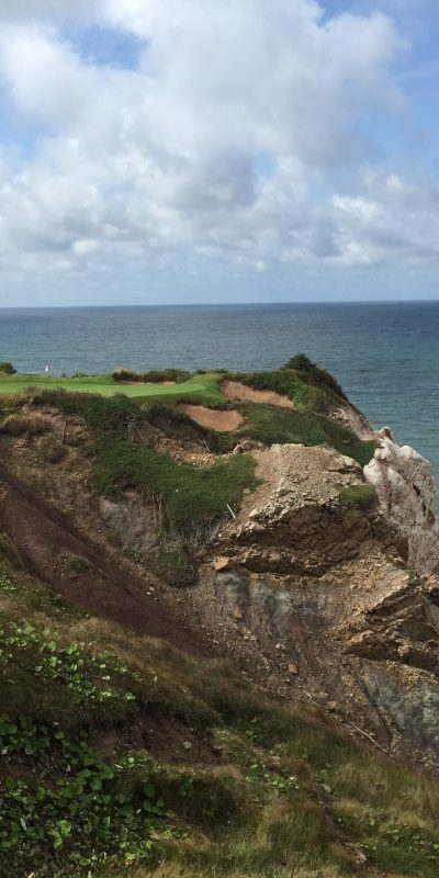 16th Hole, Cabot Cliffs, Nova Scotia