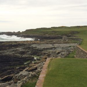 1st Tee at Ardglass, Northern Ireland