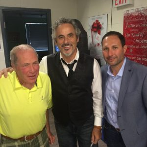 David Feherty meets Angry Mike