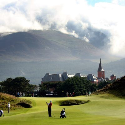 Royal County Down Golf Club, Newcastle, Northern Ireland