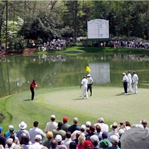 Par 3 Competition at Augusta