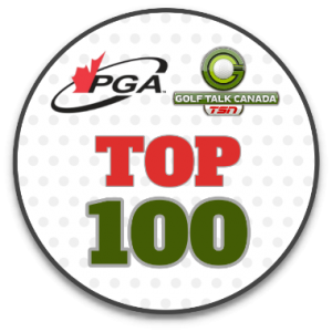 The PGA Of Canada Top 100